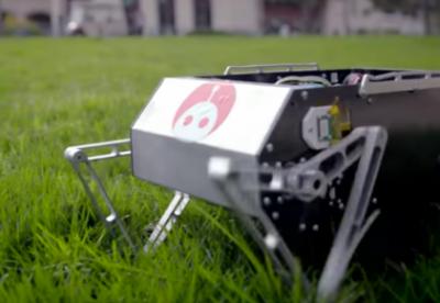 斯坦福开发出四足动物机器人Doggo并将设计开源化