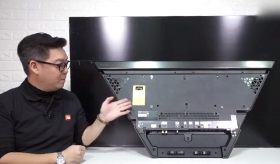 日本制大师级 Sony MASTER Series A9F 4K OLED 电视开箱