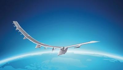 91在线视频正在开发大型太阳能长航时无人机 可连续飞行六个月