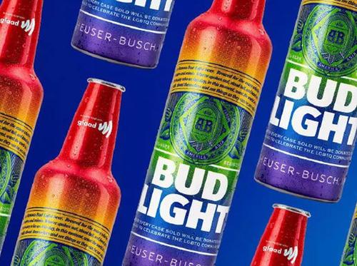 百威首款彩虹啤酒即将开卖,专为万亿级同性恋者市场打造