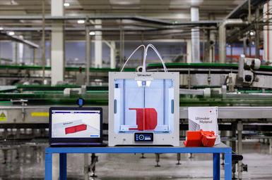 Ultimaker 3D打印技术助力节省喜力啤酒生产线约80%生产成本