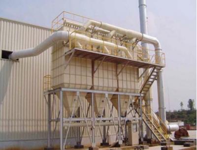 袋式除尘器工作原理,常见故障、原因和解决办法