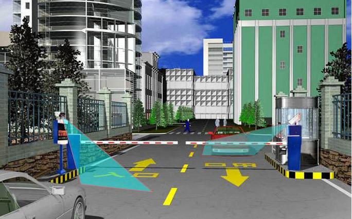 安贝驰智能停车场管理系统视频