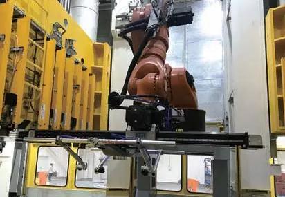 机器人连续生产线规划、开发难点及优化