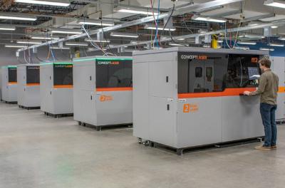 Protolabs增加25台金属3D打印机 致力于提高性能
