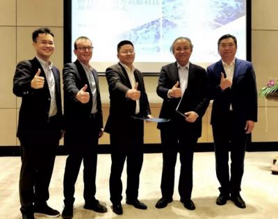 阿科玛携手海普瑞签订合作协议 推动中国PVDF水处理膜发展