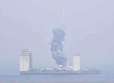 国电高科今年首发星天启三号卫星成功发射!打造天启IOT星座