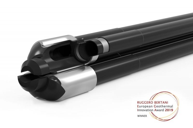 Jansen AG公司HIPRESS钻孔换热器可应用于超300米深钻孔