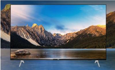 AOC TV推出I3智能电视系列新品,全面屏+人工智能语音操控