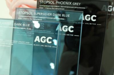 """日本AGC研发复合玻璃制造技术 可让玻璃窗""""变身""""显示器"""