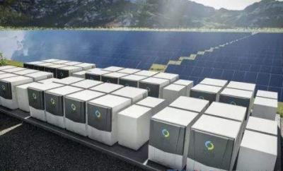 Anesco将在Larport太阳能发电场部署19.5MW的电池储能项目