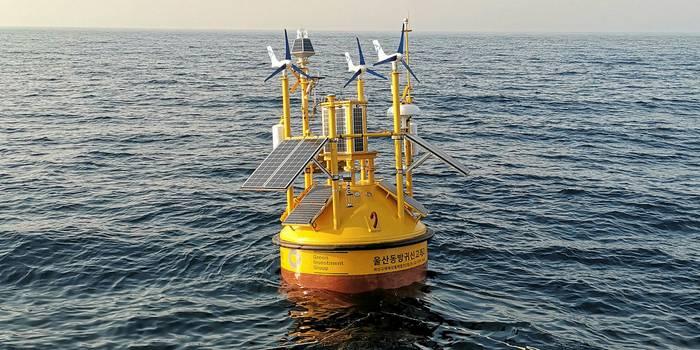 韩国1.4GW蔚山深水区浮动风电项目正式启动