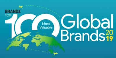 2019年BrandZ全球品牌价值100强排名出炉 中国15个品牌上榜(附名单)