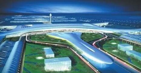 郑州航空港实验区今年首座220千伏变电站投运
