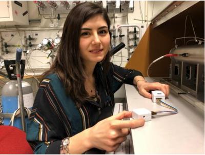 查尔姆斯理工大学开发出新型光学纳米传感器,可准确检测低浓度二氧化氮