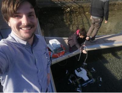 意大利开发出清除海床塑料垃圾的SILVER 2机器人完成首次潜水