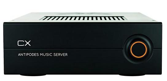 新西兰Antipodes推CX音乐服务器,采用精简版Linux操作系统