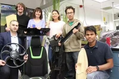 福特研究团队给予废塑料新生命 助力可持续发展
