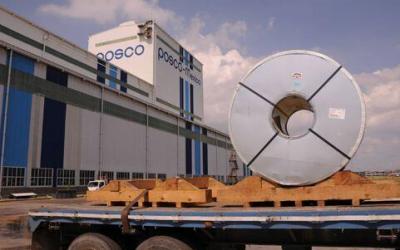 韩国浦项制铁和现代制铁因排放空气污染问题被勒令暂停生产