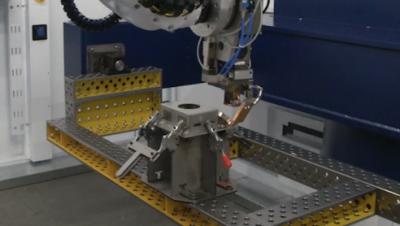 通快发布全新智能激光焊接系统Trulaser Weld 5000
