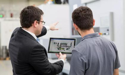 EMAG機床和TrackMotion工件輸送系統組合方案提高制動盤生產水平
