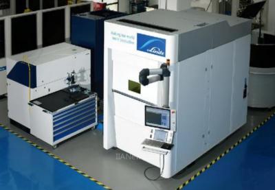 林德全球激光切割研发中心在上海运营,以中国研发引领全球创新