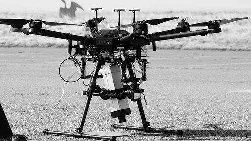 把监测仪做到手机上 水环境监测设备搭上无人机