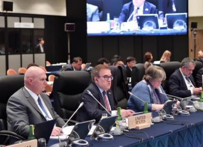美国环境保护署局长参加首届G20能源与环境部长会议