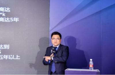 明朔科技副总经理江维:空中机器人—智慧路灯头的技术及应用