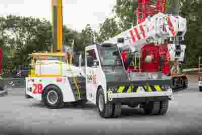 TRT全新TIDD起重运输车缔造起重行业新标杆