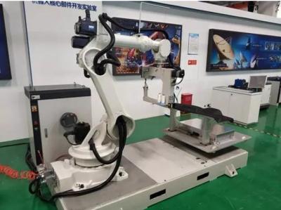 中船重工716所与宁波慈星股份研制出3D缝纫机器人,打破国外企业垄断