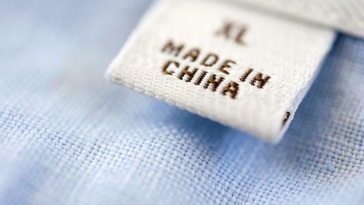 很多人都被骗了 国产成衣换上Made in Korea标牌 价格上涨七倍