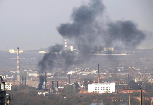 """山西因环境恶化集中约谈大同等7市 要求打好污染防治""""翻身仗"""""""