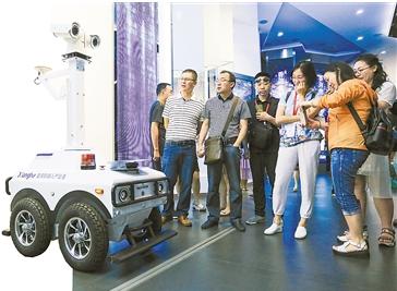 香河机器人产业园已签约落户135个机器人产业链企业,完善产业生态服务体系