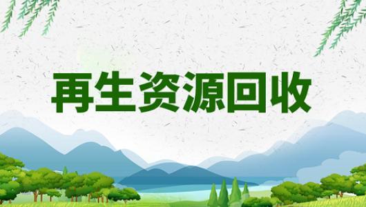 中国再生资源行业回收总量情况回顾 不规范企业被关停