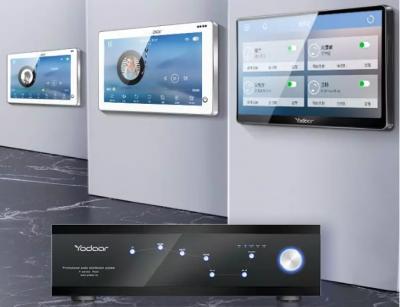 悠达全新升级中央机控制面板,AI语音声控秒变全能管家