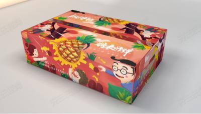 水果包装市场成熟 ,多样化包装将成为未来水果产业发展趋势