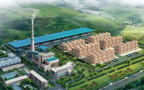 投资2.77亿的杭龙生物质热电厂并网发电 年可利用农林废弃物近30万吨