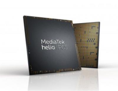 联发科技发布新智能九九热精免费芯片平台Helio P65,采用12nm工艺
