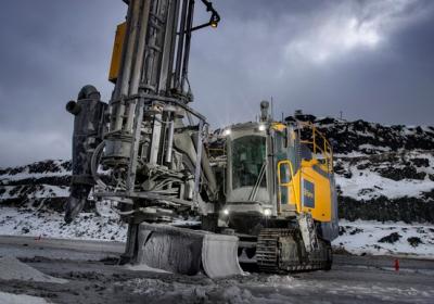 安百拓推出世界领先的全自动智能露天钻机 推动岩石开挖行业发展