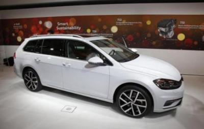 德国大众新款高尔夫将使用德威股份的镁合金轮毂