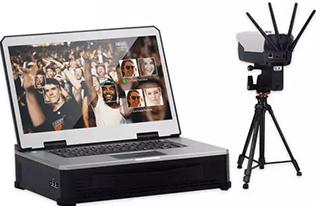 澎思科技发布便携式警用智能布控系统,可实现百米内高清视频低延时4路传输