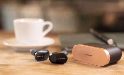 索尼推出新真无线降噪耳机WF-1000XM3,主动消除环境噪音干扰