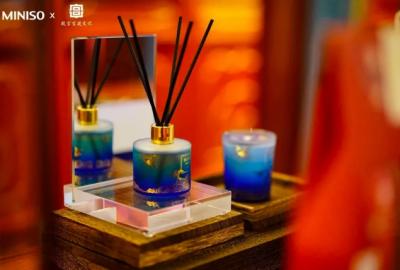 故宫IP推出香水 名创优品联手故宫宫廷推出多达159款产品