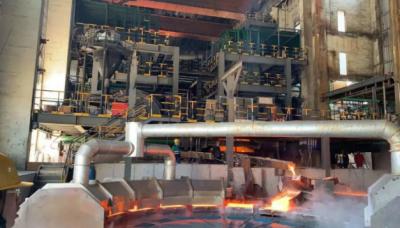 华鼎铜业世界首条全底吹全热态三连炉连续炼铜生产线全线贯通