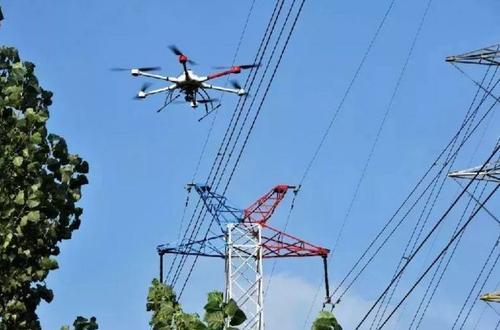 广东电网购置5000余架无人机 提高对电网巡检的效率