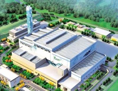 内江生活垃圾焚烧发电项目扫尾冲刺 预计7月底试运行