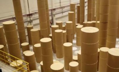 理文造纸从缅甸采购纸浆产品,作为造纸替代原材料