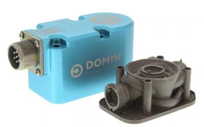 英国Domin 3D打印金属阀体 尺寸减小75%成本降低67%