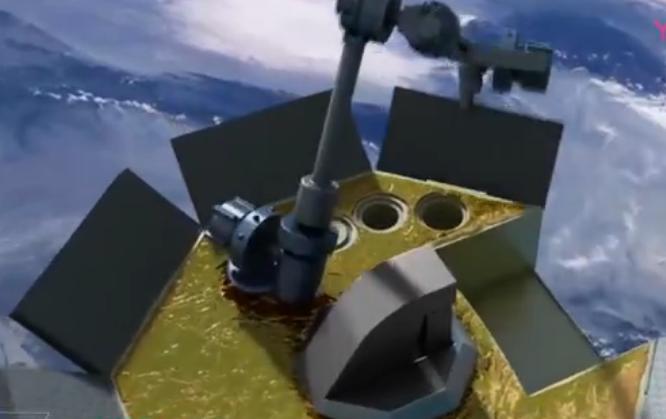 3D打印又有新想法!直接搬上太空能打印出太阳能电池